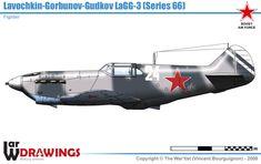 LaGG-3 66th Series