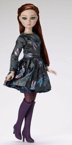 """A Bit Of A Mess Bag Ellowyne Handbag Only Tonner Wilde Imagination Fit 16/"""" dolls"""