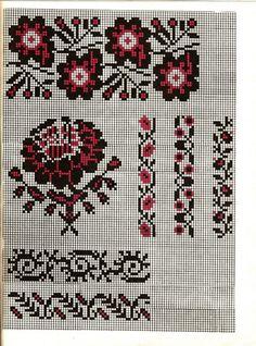 Gallery.ru / Фото #33 - 155 знаков украинской стародавней вышивки - vimiand