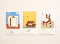 柴田ケイコ/2015年カレンダー - 手紙舎 ONLINE SHOP