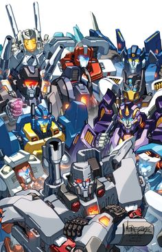 So this is my contribution to the 30th anniversary covers that IDW has been doing recently This image was originally created for a different project which was the IDW 30th anniversary collection. h...