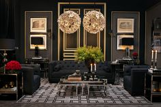 """""""The Elegance room"""" Boutique Hotel style; New Eichholtz products are now online in our store: OROA.COM"""