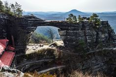 Day Trips from Prague - Bohemian Switzerland is a beautiful and fascinating region in the north of the Czech Republic. It is a short trip from Prague