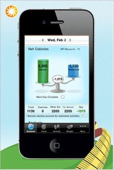 free calorie tracking app iphone