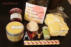 housewarming gift jar