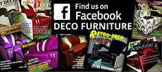 DECO FURNITURE ON FACEBOOK  www.facebook.com/DecoFurniture.com.au.