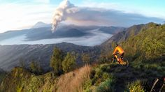 GoPro: Erupting Volcano Mountain Bike Shred with Kurt Sorge - VIDEO - http://mountain-bike-review.net/mountain-bikes/gopro-erupting-volcano-mountain-bike-shred-with-kurt-sorge-video/ #mountainbike #mountain biking