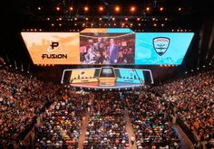 Overwatch League dials it up a notch: NFL and NBA team owners are investing - TechSpot E Sports, Lincoln Financial Field, Overwatch, Philadelphia Flyers, Activision Blizzard, Cloud Gaming, Stage Set Design, Atlanta, Exhibition Booth Design