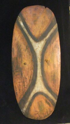Fighting Shield from Papua New Guinea