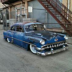 \'54 Chevy 210