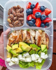 Easy Healthy Meal Prep, Good Healthy Recipes, Healthy Snacks, Healthy Eating, Fast Recipes, Delicious Recipes, Clean Eating, Plats Healthy, Comidas Fitness
