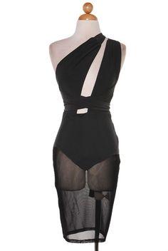 ShopBop : Dawn 11 Womens | One Shoulder Bodycon Dress