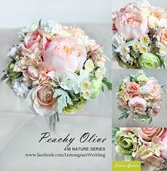 Wedding flower for brides, bridesmaids, grooms, groomsmen, and so much more!  www.facebook.com/LemongrassWedding