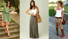 Outfits for Soft Natural (Kibbe) - summer style.  Typ urody Soft Natural – uwodzicielka