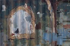 Borondo hits New Delhi, India from Mike Rigby (@wehelp_you_grow) | Twitter