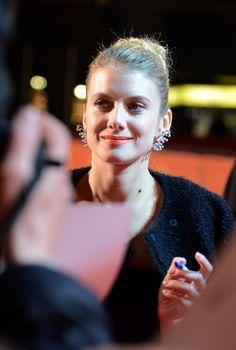 Melanie Laurent - 63rd Annual Berlinale International Film Festival - Night Train To Lisbon Premiere - Arrivals - Berlinale Palast - Berlin, Germany  © PhotoFactory / PRPhotos.com