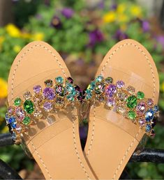 Browse girls sport shoes, clean water flip flops, & more built for consolation & toughness. Bling Sandals, Bridal Sandals, Rhinestone Sandals, Mystique Sandals, Cute Slippers, Beautiful Sandals, Embellished Sandals, Girls Shoes, Shoes Women