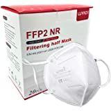 FFP2 Atemschutzmaske - Schachtel à 10 Stück CE-Zertifiziert mit verstellbarem Gummiband und anpassbarem Nasenbügel| 5 Filtrationsschichten, Schützt drinnen und draußen |QZY|: Amazon.de: Baumarkt Half Mask, Filters, Sport, Masks, Gifs, Beauty, Self, Love Couple, Love Of My Life