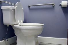 Let's face it - sometimes toilet bowls smell! Fortunately, this article lists many ways to get rid of smells in the toilet. Flush Toilet, Toilet Bowl, Cleaning Solutions, Cleaning Hacks, Bathroom Cleaning Services, Sewer Line Repair, Disabled Bathroom, Leaking Toilet, New Toilet