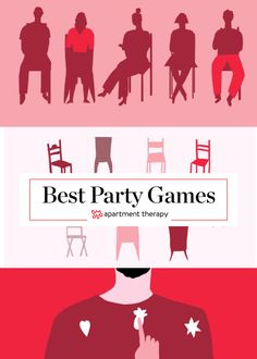 Our favorite party games to keep your soirees lively!