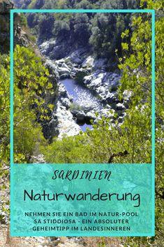 Der Naturpool von Sa Stiddiosa ist ein echter Geheimtipp, noch völlig unentdeckt!