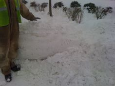 Snow piling. Snow plowing.  Contact sms for a quote! Superiormaintenancesolutions.com