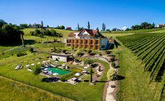 Südsteiermark Design Hotel, Vineyard, Golf Courses, Dolores Park, Journey, Euro, Mai, Country House Hotels, Unique Hotels