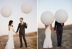 Hochzeitsideen mit Luftballons | Friedatheres