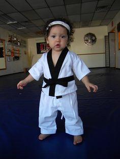 Baby Milas @ Ucelo Martial Arts   Arizona