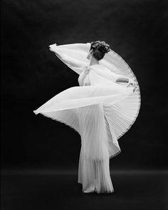 Carme dell'Orefice by Mark Shaw, Vanity Fair, 1953