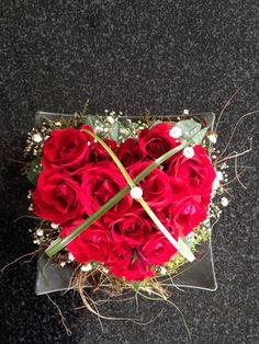 bloemstuk 50 jaar getrouwd Bloemstuk 50 jaar getrouwd | bloemschikken | Pinterest bloemstuk 50 jaar getrouwd
