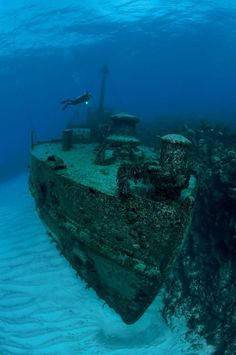 Stunning photos of 30 haunting shipwrecks from all over the world. From and Australia, Egypt to Portugal and Maui.