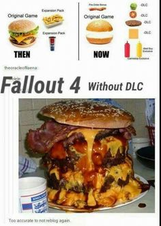 Fallout 4 is a Delicious Game