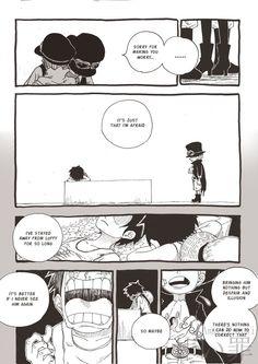 12甘い罪, Sabo's Story [Part 2 of4] Original by ぷにゃった:...