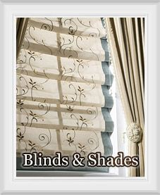 Windsor Medallion Curtain Drapery Panels
