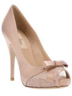 Valentino Peep toe pump [Valentino] - $199.50 : Discounted Christian Louboutin,Jimmy Choo,Valentino Shoes Online store