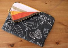 16 Stylish + Simple DIY Laptop Sleeves via Brit + Co.