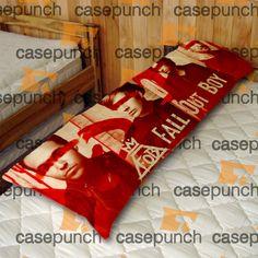 An7-fob Fall Out Boy Logo Body Pillow Case
