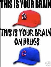 Cardinals!!!   (even though my lil one plays little league for the cubs!)