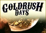 Gold Rush Festival in Dahlonega, GA is usually held the third weekend in October. Over 300 art and craft exhibitors, parade, kid's activities, fashion show, gold panning contest, wheelbarrow race, coronation, hog calling, buck dancing contest, entertainment, and food.