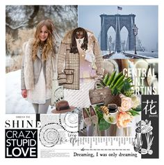 """""""Winter Life Style - Lovely wishes for '13 - [S]"""" by ginevra-18 ❤ liked on Polyvore featuring Tory Burch, STELLA McCARTNEY, Mulberry, Jeffrey Campbell, Louis Vuitton, Forum, Levi's, Madewell, ruffle blouses and lace skirts"""