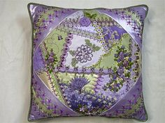 Pillow 4 by Susie W, via Flickr