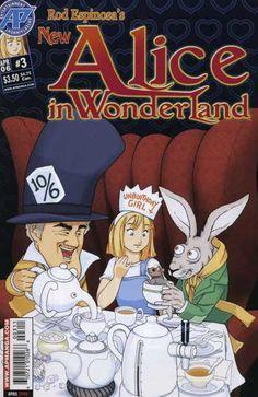 New Alice in Wonderland 3