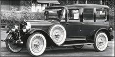 1924 Lincoln Model 139 Fleetwood Limo