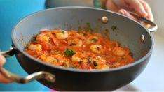 Krevety v pikantní omáčce  Foto: Paella, Curry, Food And Drink, Treats, Diet, Fresh, Health, Ethnic Recipes, Vietnam