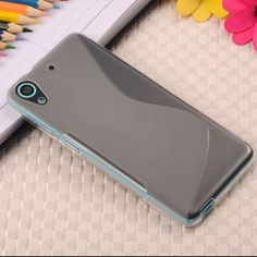 For HTC 626 Soft S/X LINE Silicone TPU Cases For HTC Desire 626 626W 626D 626G Plastic Rubber Matte Cover Phone Protective Cases