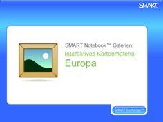 GALERIE: Interaktives Kartenmaterial – Europa