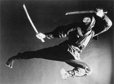 sho kosugi in enter the ninja