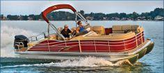 Pontoon Boats For Sale | bennington-pontoon-boats-for-sale-mi  #pontoonboat  #boating