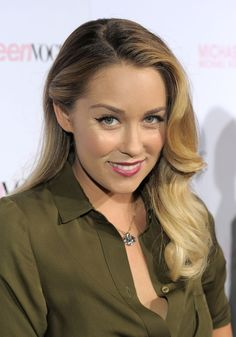 It looks marvelous any which way. | 18 Pictures That Prove Lauren Conrad Has The Hair Of A Greek Goddess